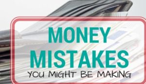 14 COMMON MONEY MISTAKES THE FINANCIALLY INTELLIGENT SHOULD AVOID