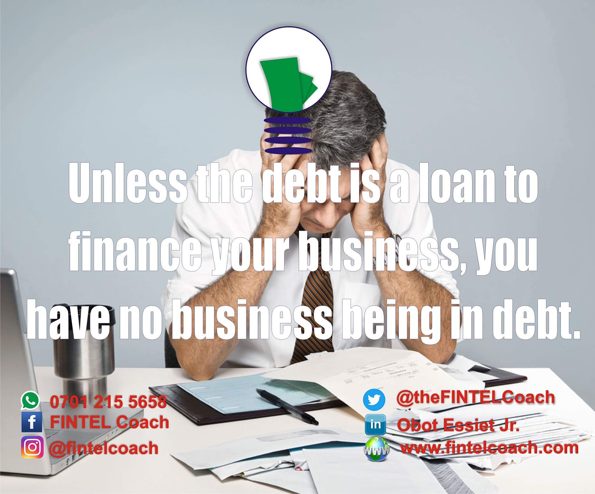 Debt - fintel coach