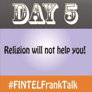 FINTEL Frank Talk – DAY 5 of 10
