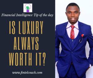 Is Luxury Always Worth It?