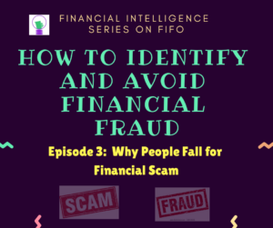 How to Identify and Avoid Financial Fraud 3.0