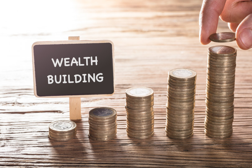 Are You Building Wealth For Others?