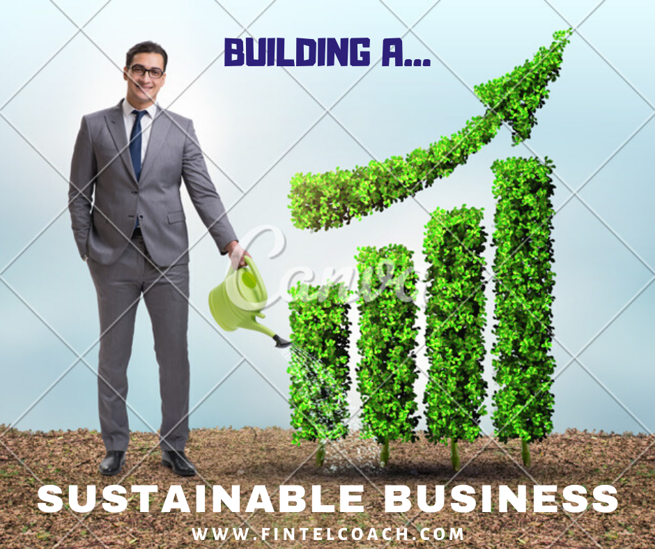 building sustainable business