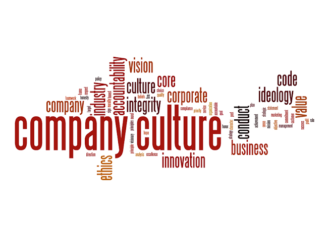 Why Corporate culture